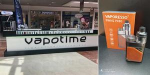Vapotime Béziers vend des cigarettes électroniques Vaporesso