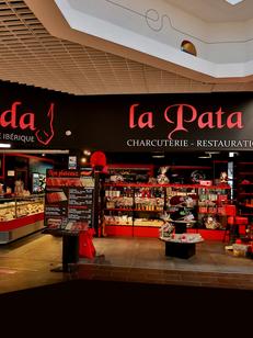Pata Negra Béziers est un restaurant, bar à tapas et épicerie fine dans la ZAC de Montimaran.(®SAAM fabrice Chort)