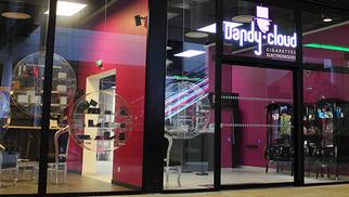 Dandy Cloud Béziers vend du matériel pour vapoter et des e-liquides au Polygone en centre-ville.(® dandy cloud)