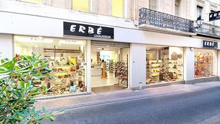 Découvrez l'Offre spéciale Saint Valentin et la braderie annoncées dans votre boutique Erbé Chaussures à Béziers !