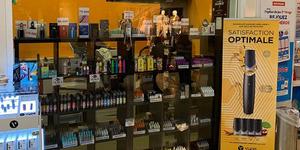 Vape Shop Béziers est l'enseigne idéale pour enfin arrêter le tabac au centre commercial Auchan. (® facebook vape shop)